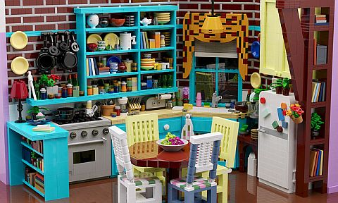 LEGO LOT Minifig Kitchen *BLACK FRYING PAN /& SAUCEPAN* Food City Friends Modular