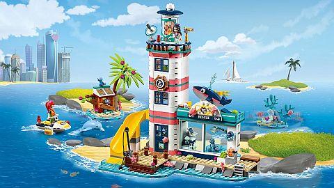 LEGO Friends Sea Life Rescue Sets & More!