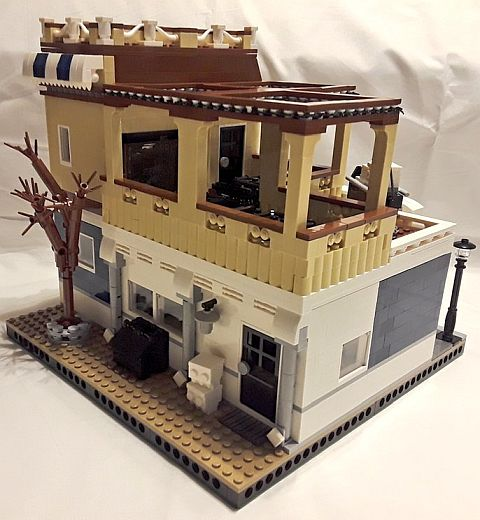 Building Submitting A Lego Ideas Project