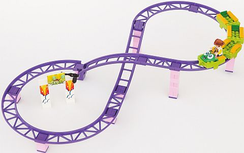 Exploring Lego Roller Coaster Elements