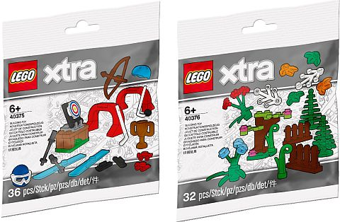 LEGO XTRA FOOD SET 40309