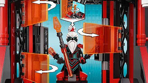 LEGO Ninjago: Prime Empire - New Teaser Trailer