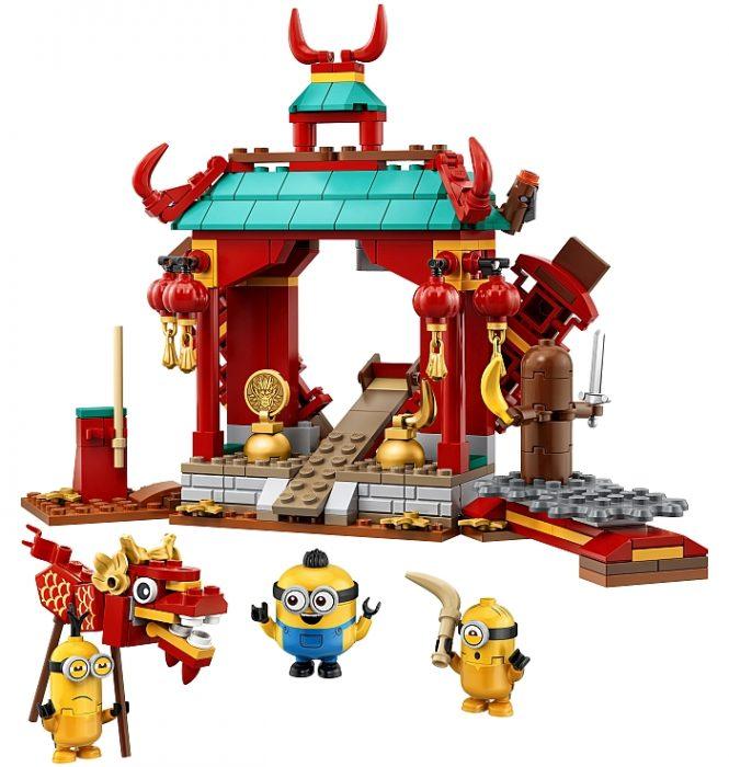 75550 LEGO Minions