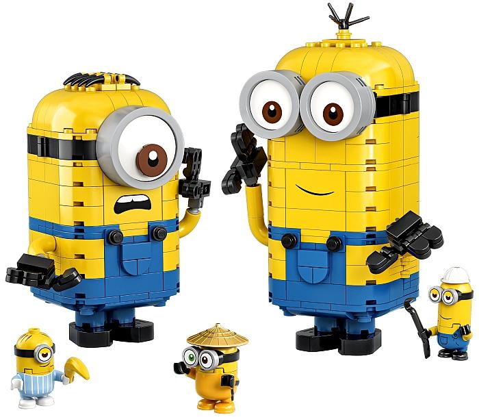 75551 LEGO Minions