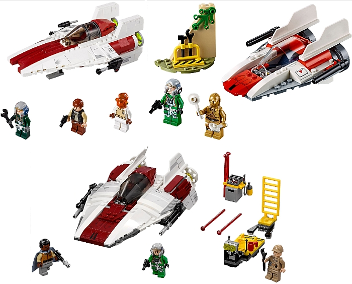 LEGO Christmas Shopping Guide – Small Sets & Gifts