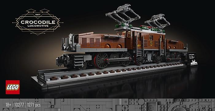 10277 LEGO Train 1