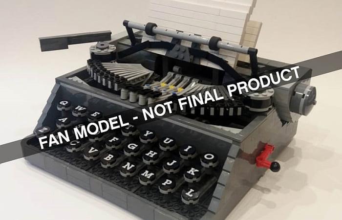 LEGO Ideas Review Result 1