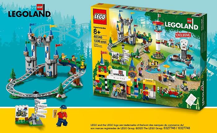 LEGOLAND Exclusive LEGO Ninjago World Set Review