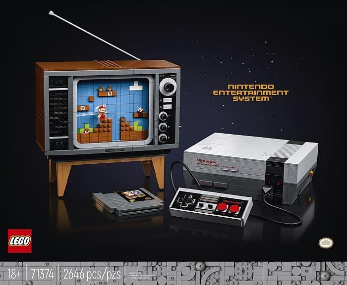 71374 LEGO Nintendo 6