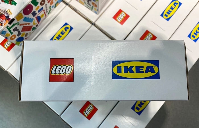 LEGO and IKEA First Products Available Soon!