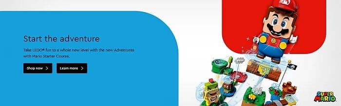 Shop LEGO Super Mario 2