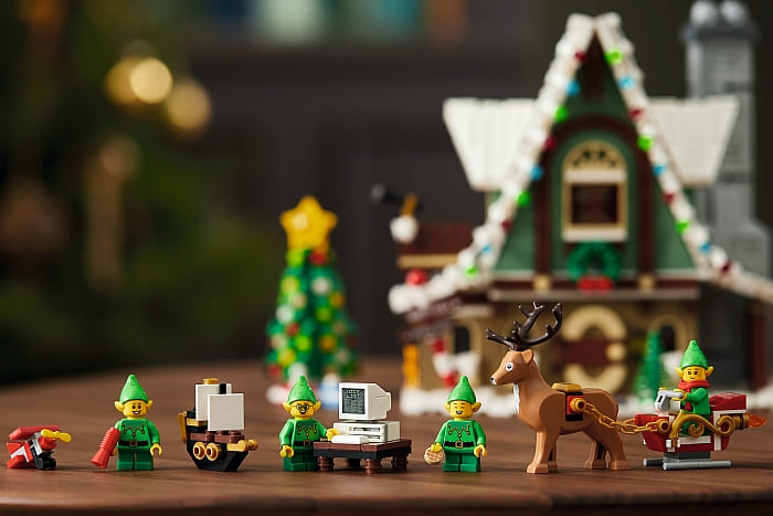 10275 LEGO Elf Clubhouse 7
