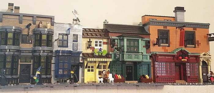 Diagon Alley Alternative