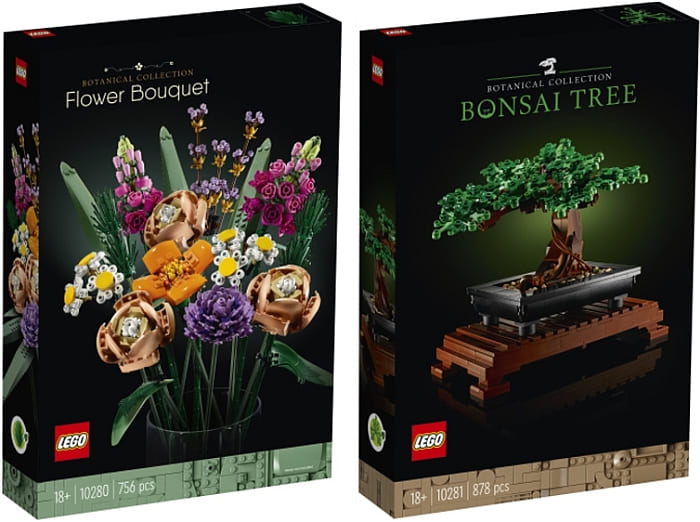 Lego Bonsai Tree Review Thoughts