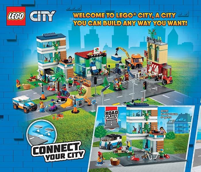 2021 LEGO Sets City