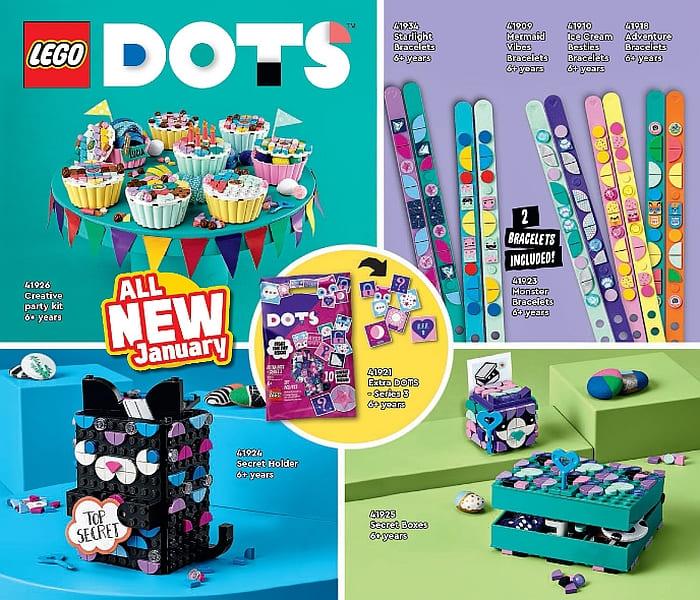 2021 LEGO Sets Dots