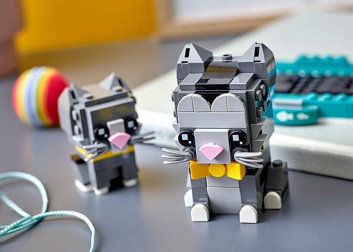LEGo BrickHeadz Pets 3