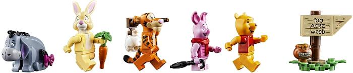 21326 LEGO Winnie the Pooh 4