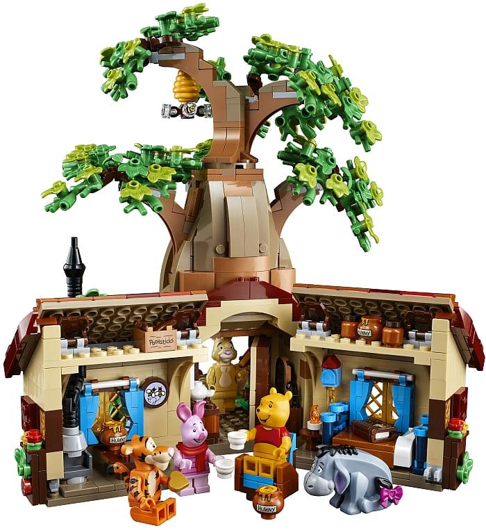 21326 LEGO Winnie the Pooh 5