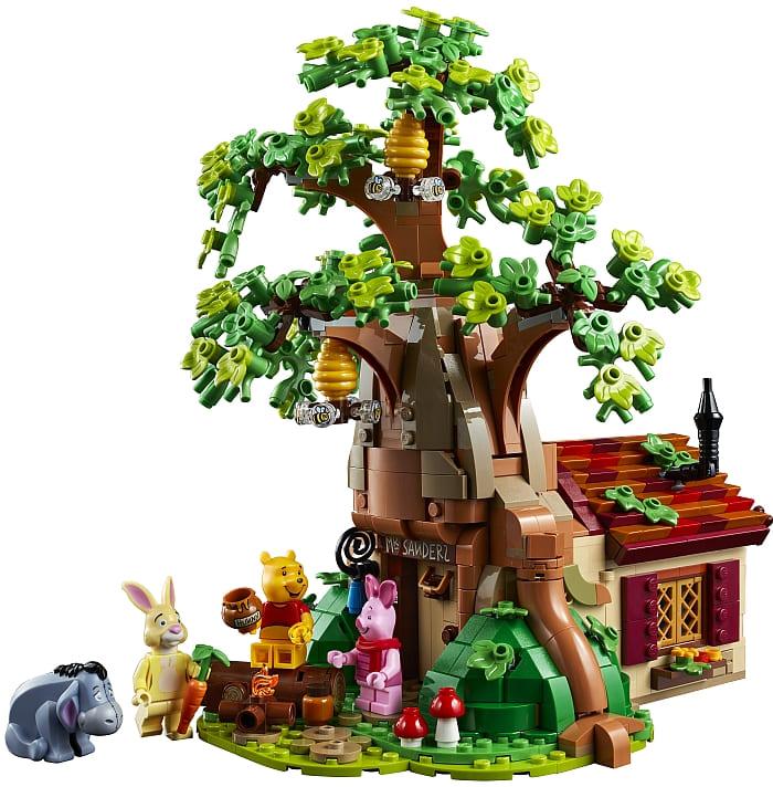 21326 LEGO Winnie the Pooh 6