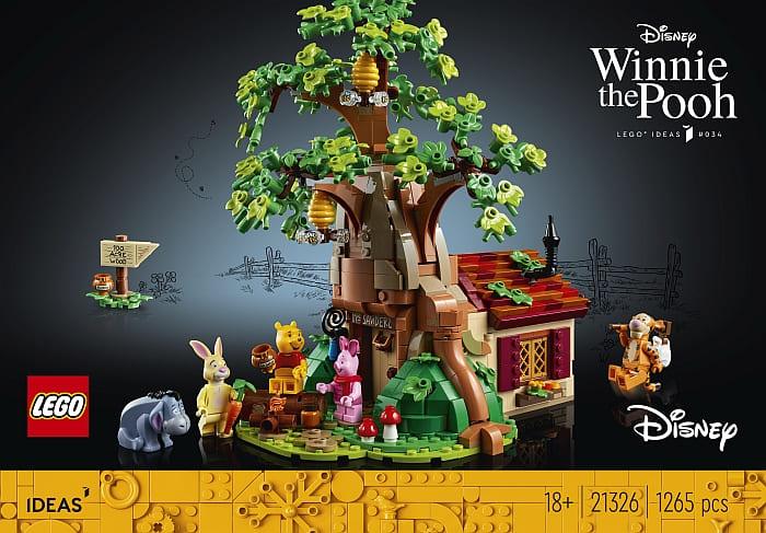 21326 LEGO Winnie the Pooh