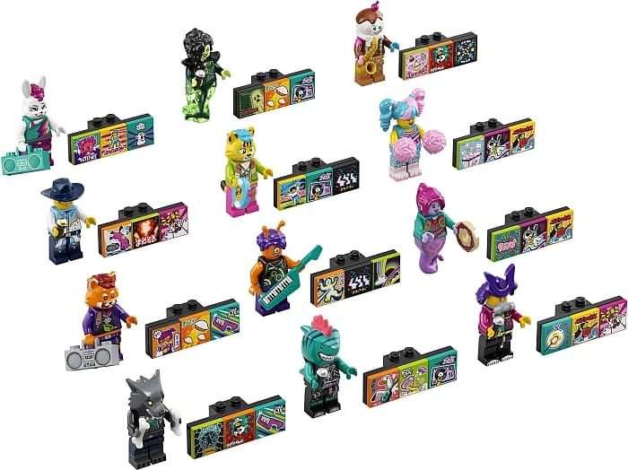 LEGO Vidiyo 11