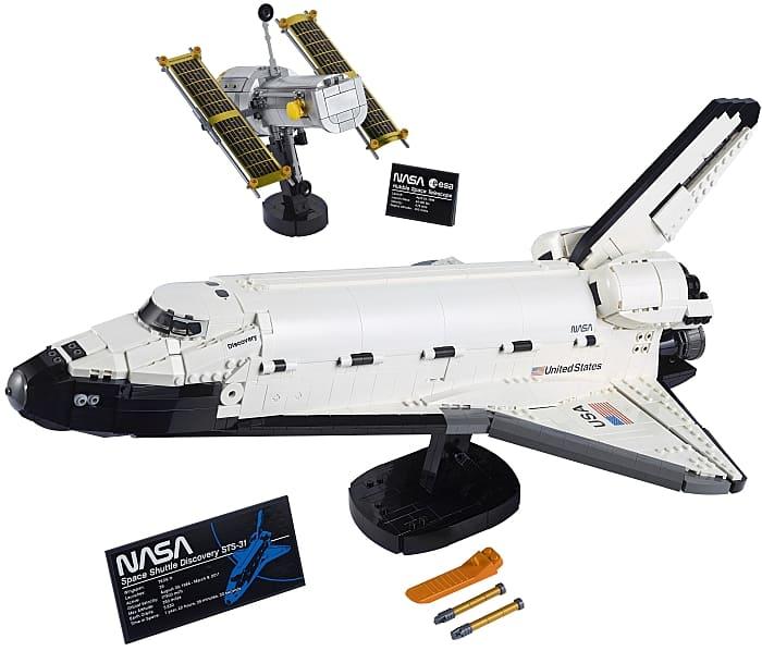 10283 LEGO NASA Discovery 5