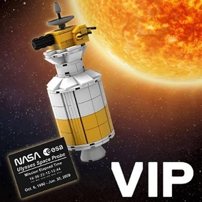 58668 LEGO Ulysses Space Probe