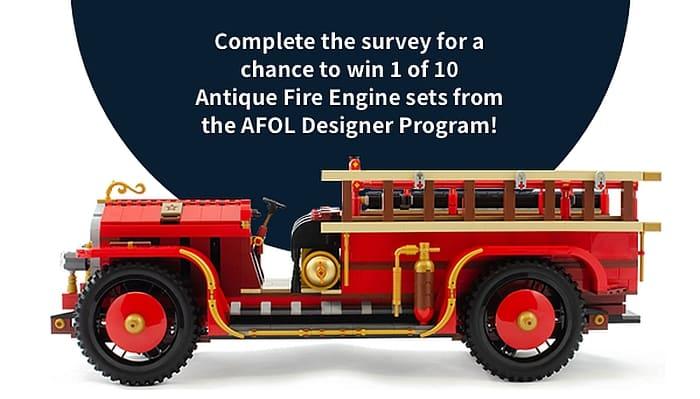 BrickLink Community Survey