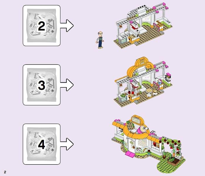 LEGO Friends 2021 Sets Review 12