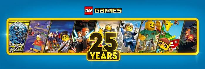 LEGO Games Anniversary 1