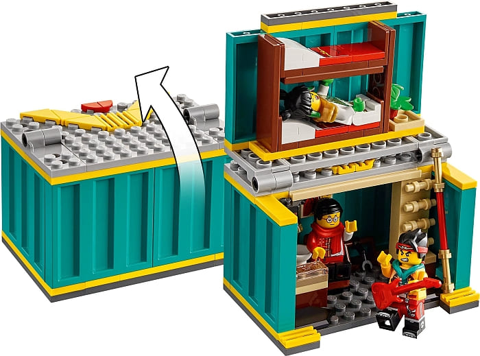 LEGO Monkie Kid 2021 Sets Review 11