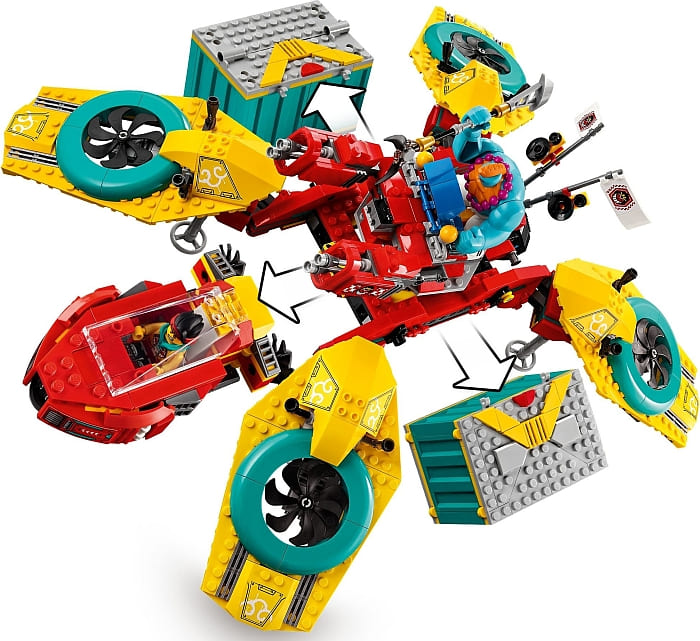 LEGO Monkie Kid 2021 Sets Review 13