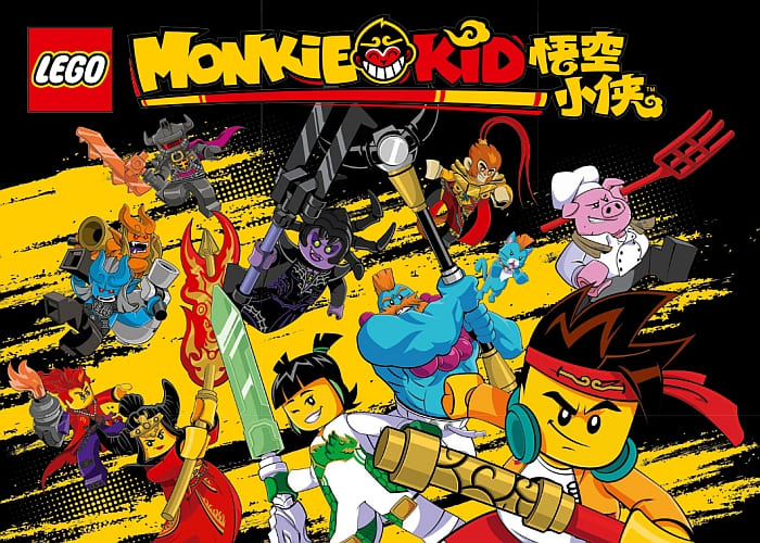 LEGO Monkie Kid 2021 Sets Review 16