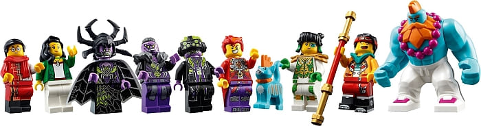 LEGO Monkie Kid 2021 Sets Review 8