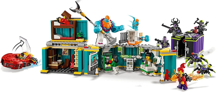 LEGO Monkie Kid 2021 Sets Review 9