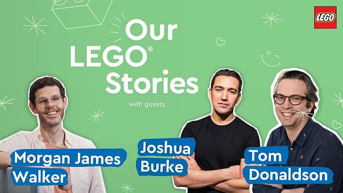 LEGO Podcast LEGO Stories 2