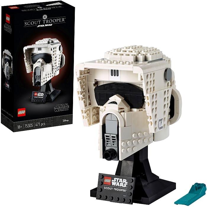 LEGO Star Wars Helmets 7