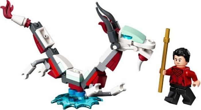30454 LEGO Legend of the Ten Rings 1