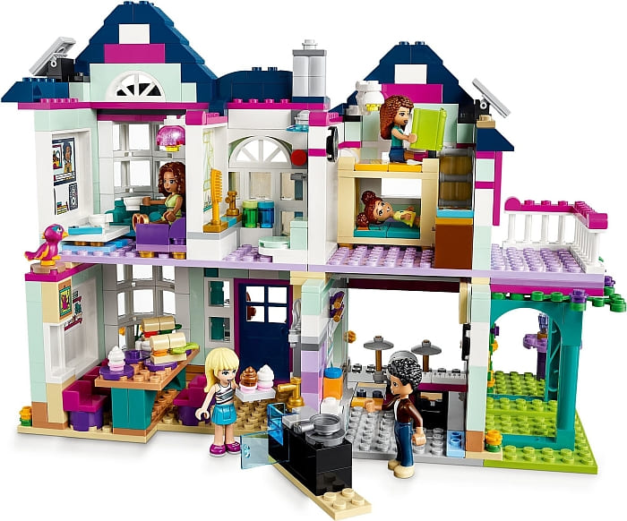 41449 LEGO Friends 4