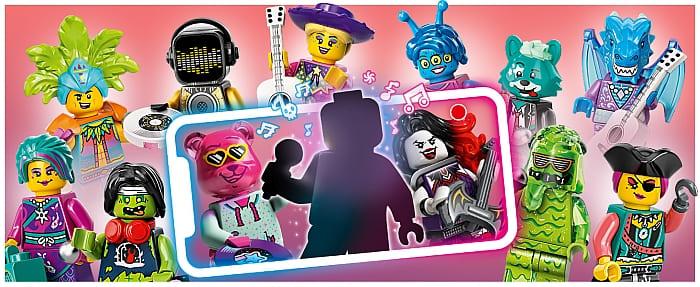 43108 LEGO VIDIYO