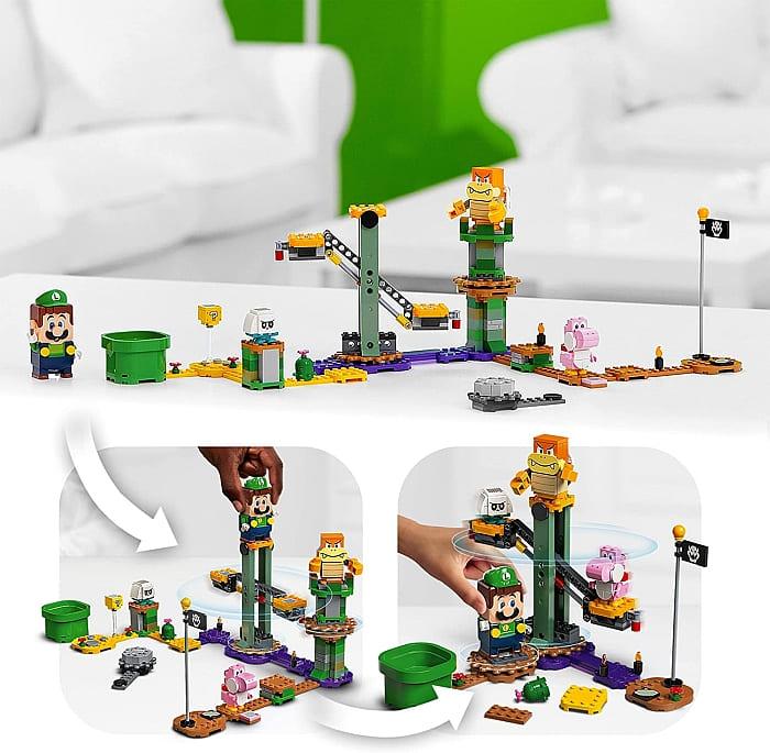 71387 LEGO Super Mario Adventures with Luigi 2