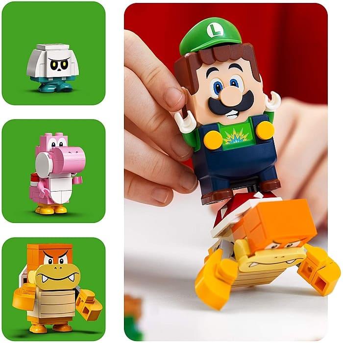 71387 LEGO Super Mario Adventures with Luigi 3