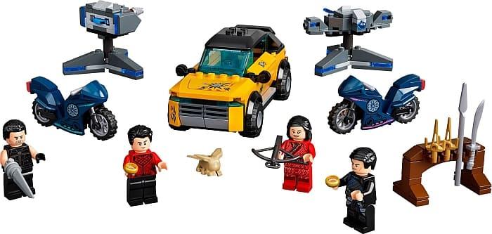 76176 LEGO Legend of the Ten Rings 1