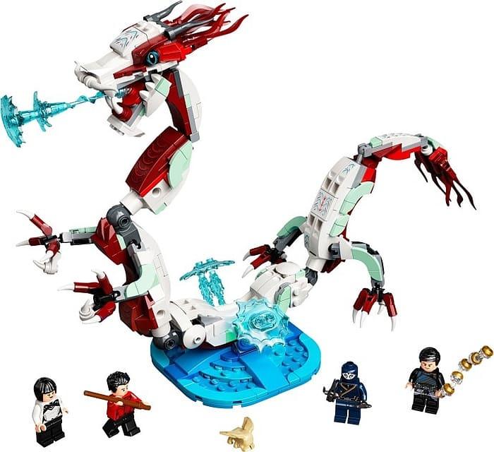 76177 LEGO Legend of the Ten Rings 1