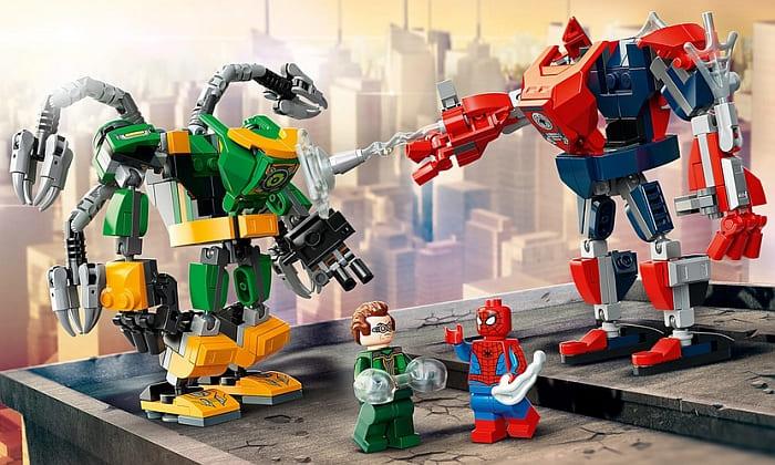76198 LEGO Spider Man 2