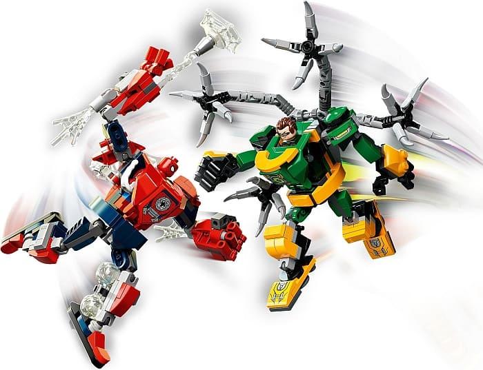 76198 LEGO Spider Man 3