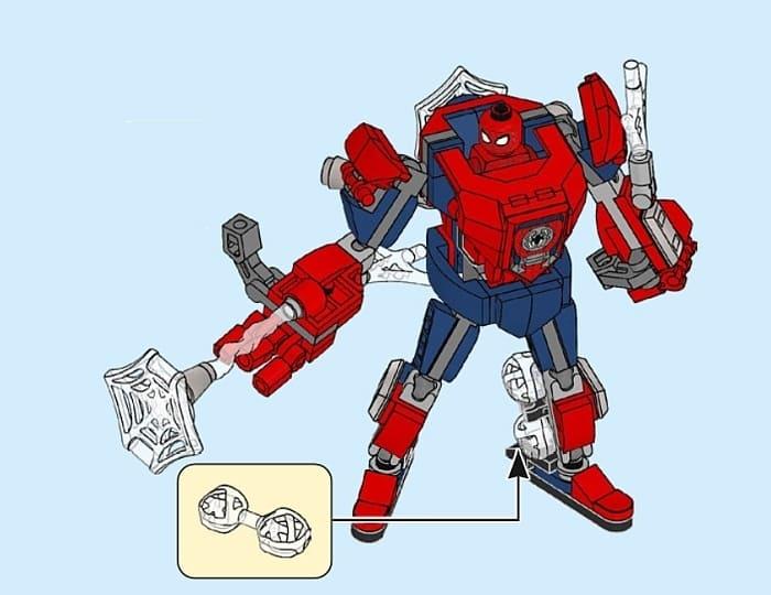 76198 LEGO Spider Man 7