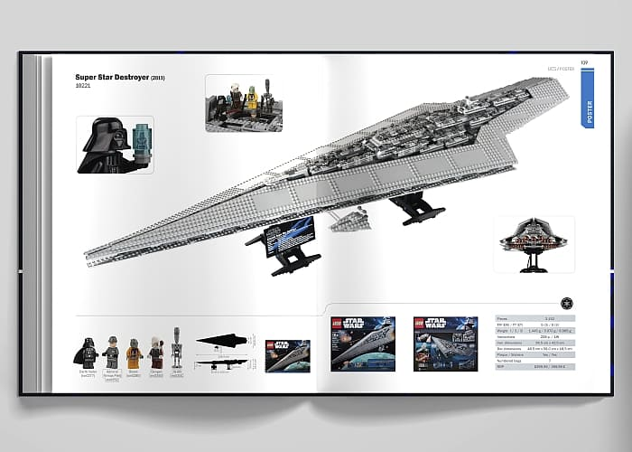 LEGO Book Star Wars Ultimate Collector Series 2