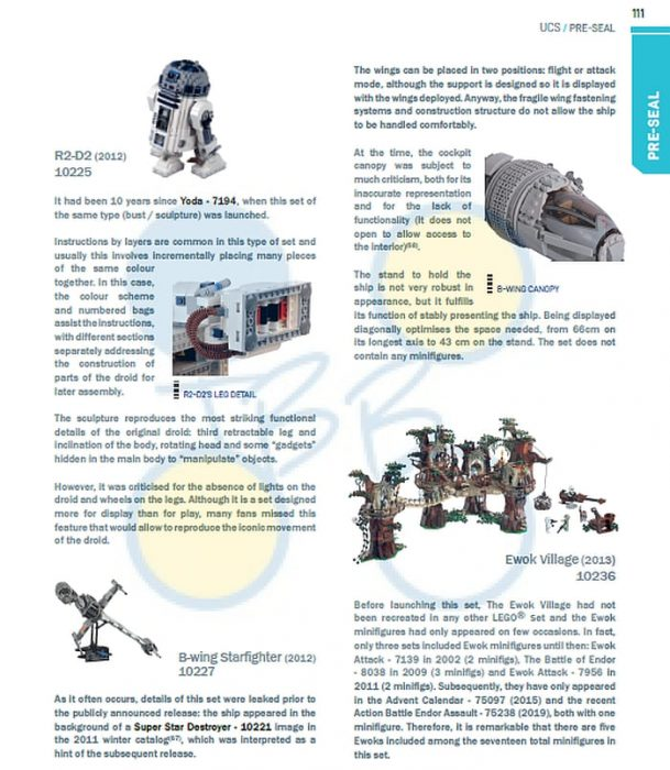 LEGO Book Star Wars Ultimate Collector Series 4